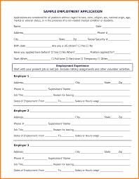 job application forms example ledger paper sample of job application new calendar template site