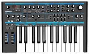 <b>Синтезатор Novation Bass Station</b> II — купить по выгодной цене ...