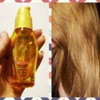 <b>Масло для волос</b> Oriflame Eleo <b>питательное</b> против секущихся ...