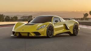 Hennessey <b>Venom</b> F5 <b>Engine</b> Rated At 1,817 Horsepower