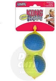 <b>Kong Ultra</b> Squeak <b>Игрушка</b> для собак Мячик