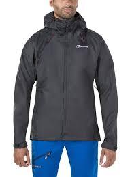 <b>Куртка Berghaus Deluge Vented</b> Waterproof Shell - купить в ...