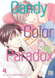 <b>Candy Color</b> Paradox, Vol. 4 by Isaku Natsume, Paperback   Barnes ...