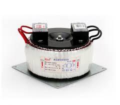 36V <b>Toroidal transformer</b> 500VA copper custom transformer <b>220V</b> ...