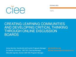 Critical Thinking University of Leeds
