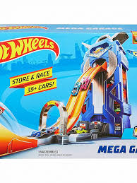 <b>Игровой набор Hot Wheels</b> FTB68 МегаГараж - купить в ...