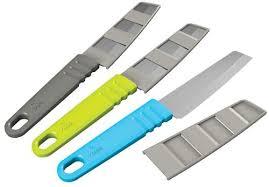 <b>Нож</b> походный <b>MSR Alpine</b> Kitchen BLUE - купить в КАНТе