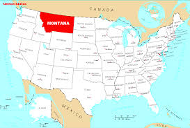 Image result for montana map