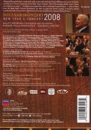 <b>New</b> Year's Concert: 2008 - <b>Wiener Philharmoniker</b> Pretre DVD ...