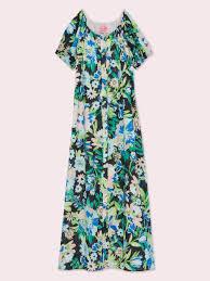 Women's black <b>full</b> bloom voile dress | <b>Kate Spade</b> New York
