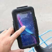 «Водонепроницаемый <b>держатель телефона на</b> велосипед ...