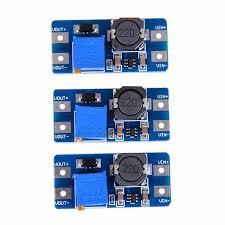 <b>3Pcs</b> Input 2V 24V Dc Dc 5V/<b>9V</b>/<b>12V</b>/28V Boost Converter ...