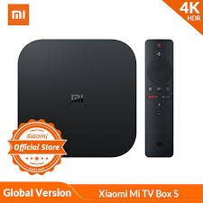 <b>Global Version</b> Xiaomi Mi TV <b>Box S</b> 4K HDR Android TV Streaming ...