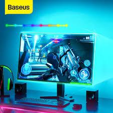 <b>Baseus светодиодный</b> ленточный светильник RGB гибкая ...