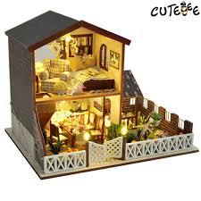 Mobili Per La Casa Delle Bambole : Get cheap casa delle bambole in miniatura aliexpress