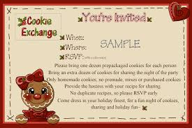 christmas cookie exchange invitations printable new christmas cookie exchange invitations printable 71 for hd image picture christmas cookie exchange