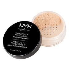 <b>NYX Professional Make Up</b> Mineral Finishing <b>Powder</b> 01 Light ...
