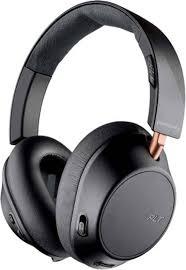 Беспроводные <b>наушники Plantronics Backbeat Go</b> 810, черный ...