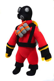 Neca Valve Team Fortress - Pyro - Plush 13
