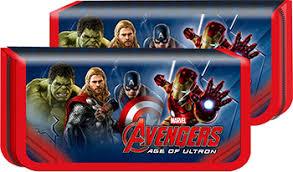 <b>Пенал</b> РОСМЭН <b>Marvel</b> ''Мстители'' Команда MM 000730 купить в ...