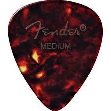 <b>Fender</b> 351 <b>Classic</b> Celluloid <b>Shell</b> Medium <b>Медиатор</b> ...