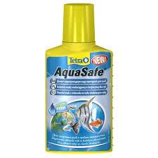 Характеристики модели <b>Tetra AquaSafe</b> средство для подготовки ...