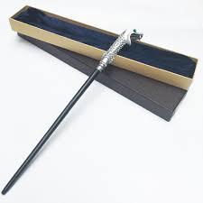 <b>New Metal Core</b> Lucius Malfoy Magic Wand/ Harri Magic Magical ...