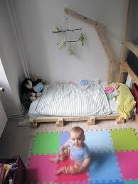 Letto Kura Montessori : Cameretta in stile montessori la perfetta