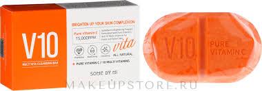 <b>Мыло</b> с эффектом осветления кожи - Some By Mi Pure <b>Vitamin</b> C ...