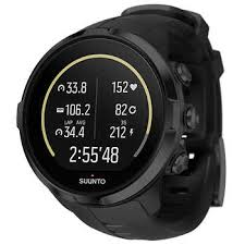 <b>Suunto Spartan Sport</b> Watch HR, Black
