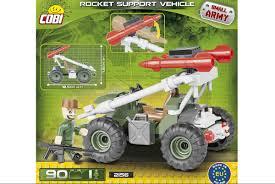 <b>Конструктор COBI</b> Ракетный автомобиль Rocket Support Vehicle ...