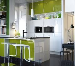 Small Kitchen Makeovers Kitchen Green Kitchen Impressive White Kitchen Design White And