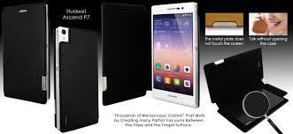 Fundas Huawei Ascend P7 en piel de Ubrique modelo FramaSlim ...