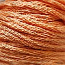 <b>Мулине DMC 0402</b> (темно - персиковый)