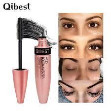 <b>QIBEST</b> 4d <b>Silk Fiber Eyelash Mascara</b> Extension Makeup ...
