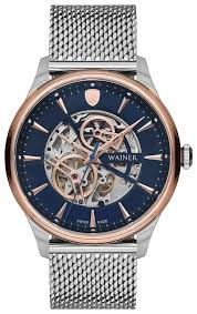 Наручные <b>часы WAINER WA</b>.<b>25011</b>-B — купить по выгодной цене ...