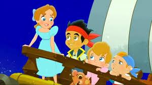 Джейк и Пираты - <b>Волшебная книга</b> (ТВ версия)   Мультфильм ...
