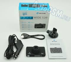 <b>Видеорегистратор NEOLINE Wide S39</b> - запись FullHD ...
