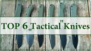 """TOP 6 """"Тактических"""" <b>Складных</b> Ножей (Tactical Folder Knives ..."""