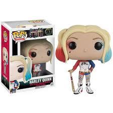 Suicide Squad <b>Harley Quinn</b> 3 Inch <b>Funko Pop</b>! <b>Vinyl</b> | <b>Pop</b> In A Box ...