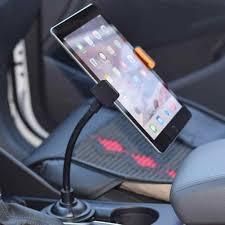 <b>Universal 360</b> Degrees <b>Adjustable Car Cup</b> Holder Mount Mobile ...