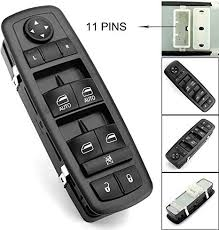 Driver Door Master Power Window Switch Fit for 2011 ... - Amazon.com