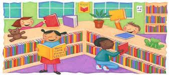 Image result for biblioteca infantil