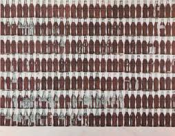 techer laetitiaessay essay written by laetitia techer figure 3 green coca cola bottles by andy warhol in 1962