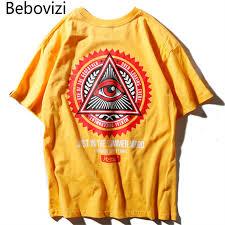 <b>Bebovizi Brand</b> Virgin Mary Funny Printed Men Girls Cotton Tops ...