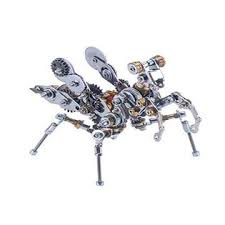 XSHION <b>3D Metal Puzzle Insect</b> Model Kit, DIY Assembly Jigsaw ...
