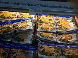 pre cooked chicken breast strips costco paleo finds chicken