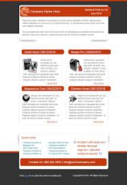 best email newsletter design templates latest collection e solutions psd email newsletter template
