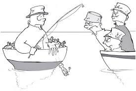 Afbeeldingsresultaat voor vissen cartoons