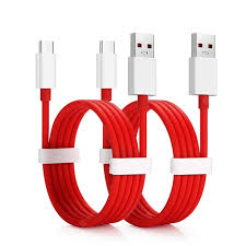 <b>Fast Charging</b> Data Transfer Cable for Oneplus 7 Red Cables Sale ...